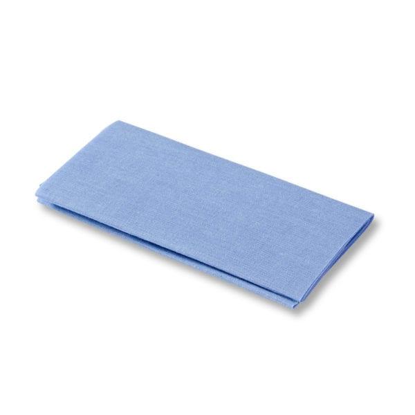 Blå laglapp