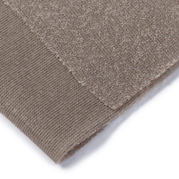Strykbar laglapp i grå färg