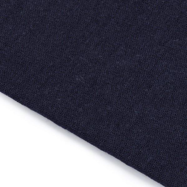 Marinblå laglapp