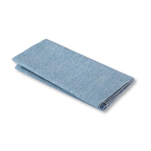 Ljusblå laglapp Jeans