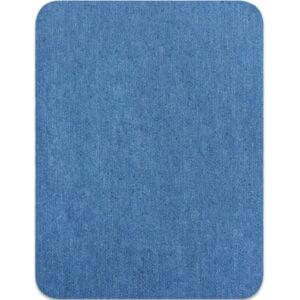 Lagningslapp jeans - stryka på blå