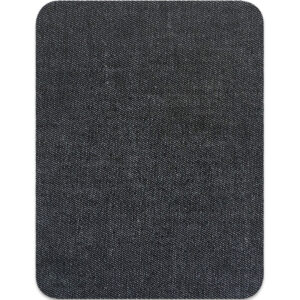 Lagningslapp jeans - stryka på svart