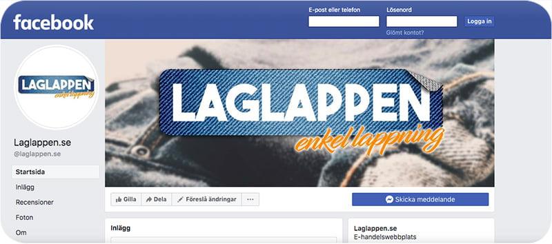 Laglappen.se på Facebook