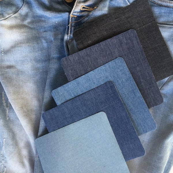 Laglappen Laglappar jeans
