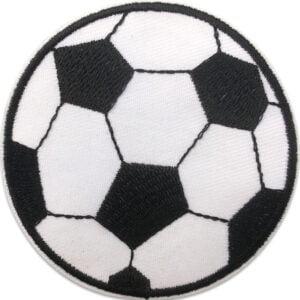 Stor fotboll - tygmärke