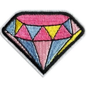 diamant tygmärke