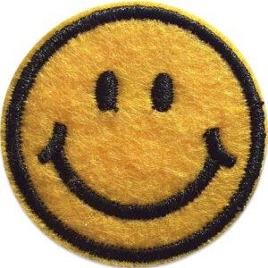 emoji smiley | tygmärke