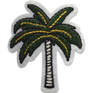 Palmträd |Tygmärke