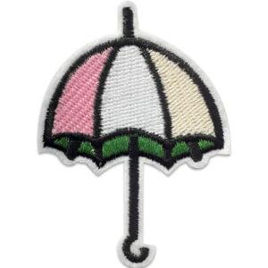 Tygmärke Paraply