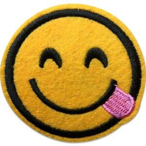 Smiley Happy | Tygmärke