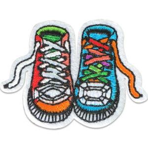 Coola Sneakers - Tygmärke