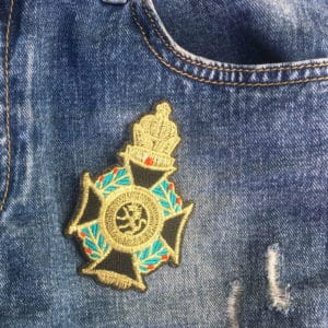 Sigill - medalj - tygmärke