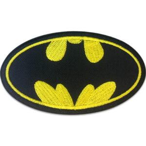 Batman märke - Tygmärke - Patch