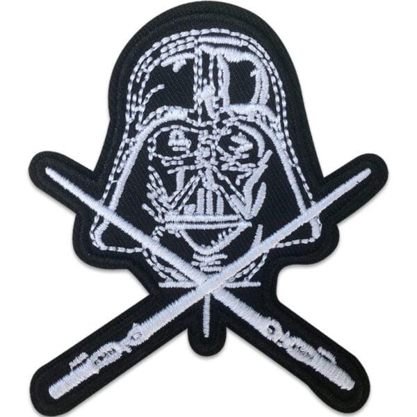 Darth Vader ljussablar - tygmärke
