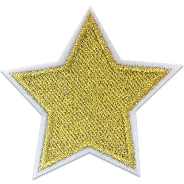 Fina stjärnan - Tygmärke