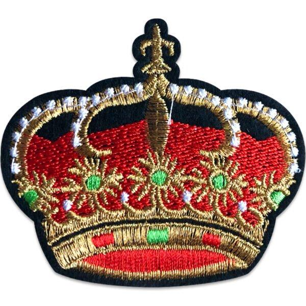 krona tygmärke
