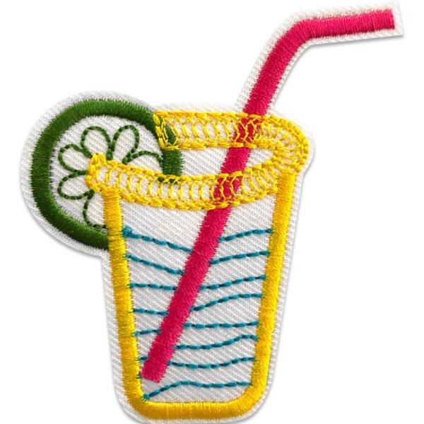 Fräsch lemonaddrink - tygmärke