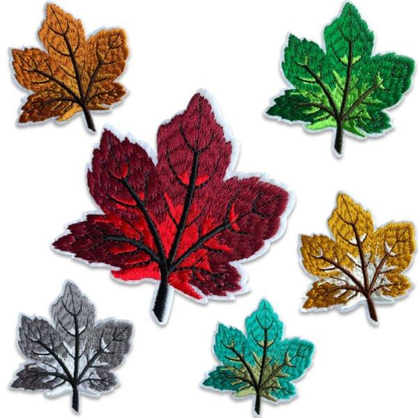 tygmärken löv