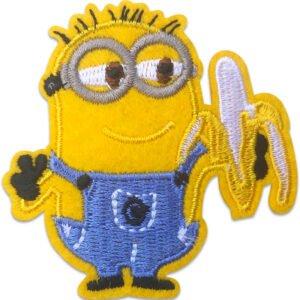 Minions Banan - Tygmärke