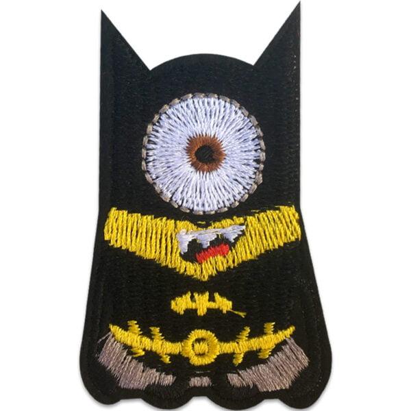 Minions Batman - tygmärke