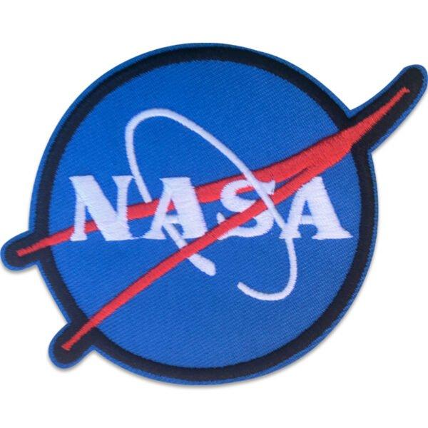 NASA patch - tygmärke