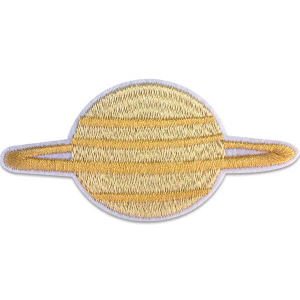 gyllene ringplanet - tygmärke