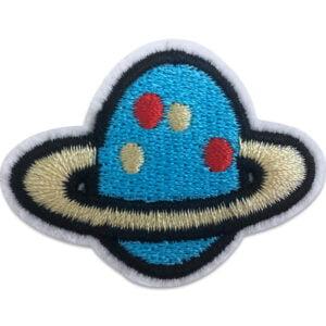 Planet Prickig - Tygmärke - Patch