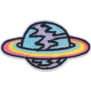 Planet Regnbåge - Tygmärke/Patch