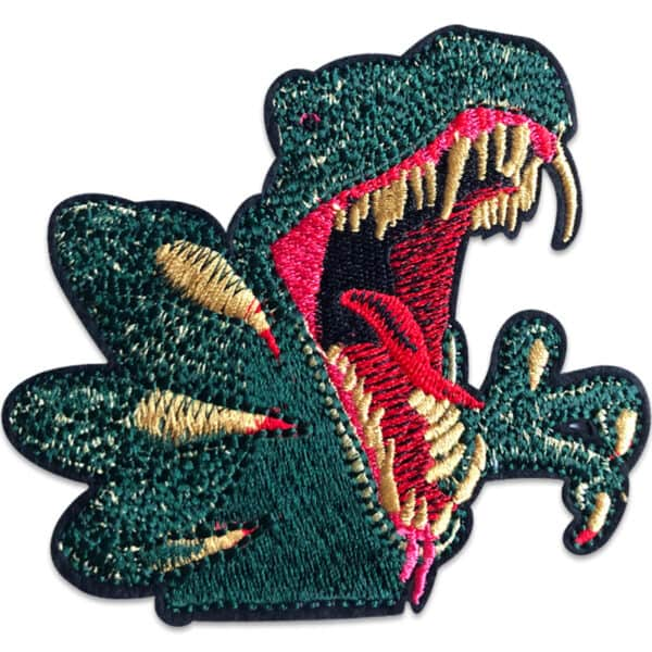 Tyrannosaurus Rex Monster - Tygmärke