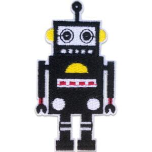Roboten bengt - tygmärke - patch