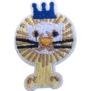 Lejonet Xerxes - Konungarnas konung - Tygmärke