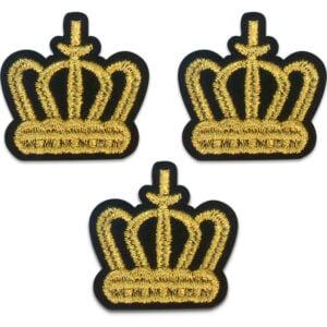 Tre kungakronor - tygmärke
