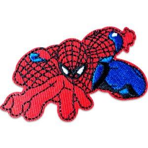 spindelmannen - tygmärke