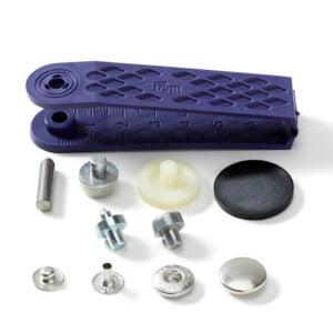 nittryckknappar anorak 15 mm - prym