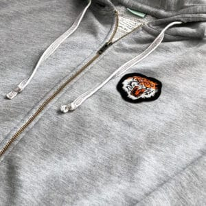 tiger emblem - tygmärke