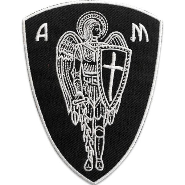 änglasoldat emblem - tygmärke