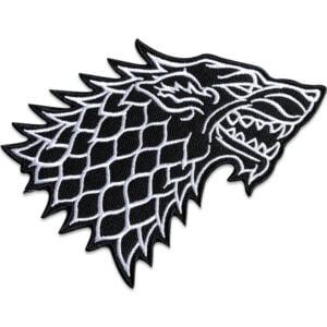 house stark emblem - tygmärke game of thrones