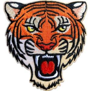 tiger - tygmärke