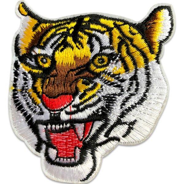 sibirisk tiger - tygmärke