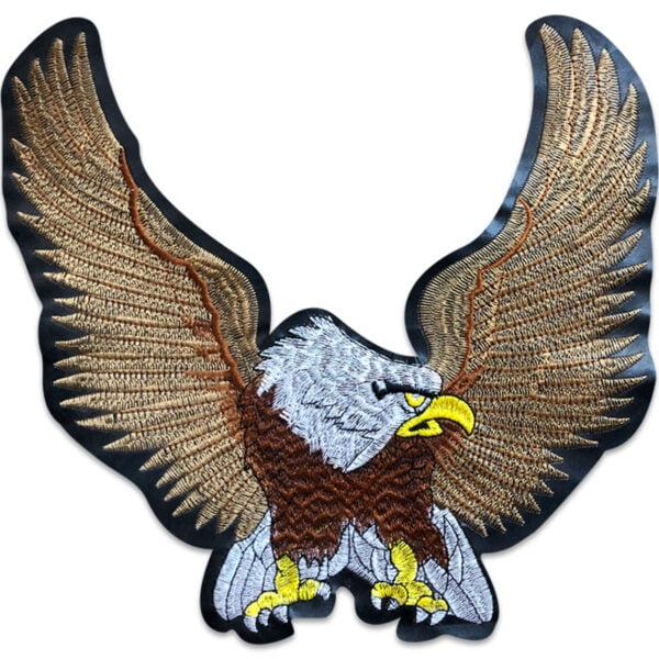 Stort tygmärke - Havsörn - American Eagle