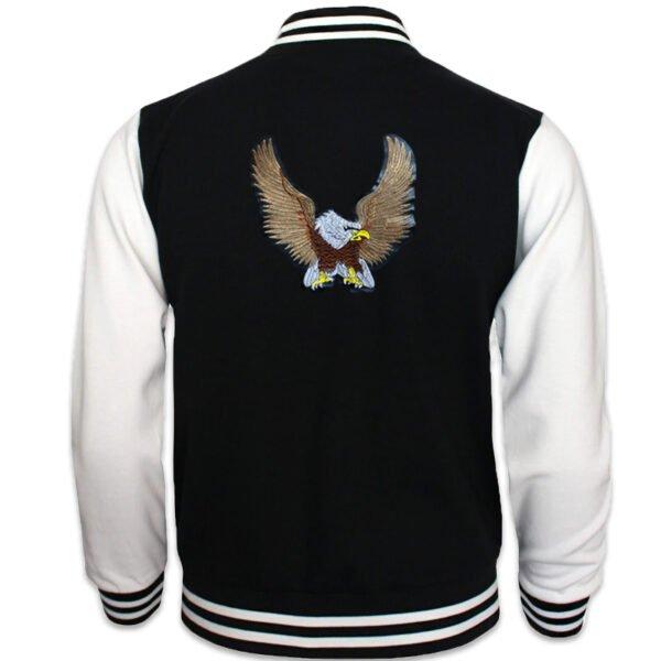 american eagle stort tygmärke rygg