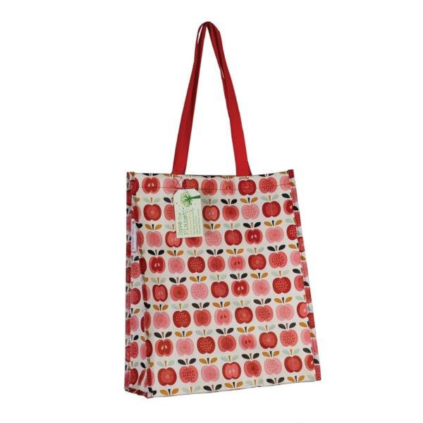 äpplen - shoppingpåse