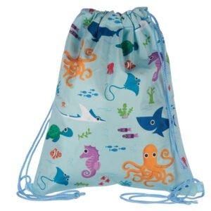 Gympapåse för barn med havsdjur