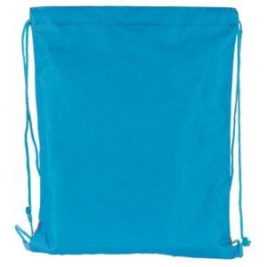 Blå gympapåse för barn