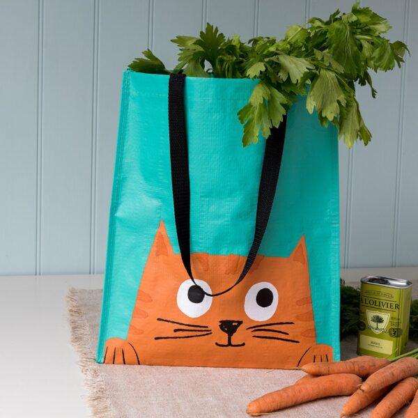 chester cat rex london - shoppingpåse