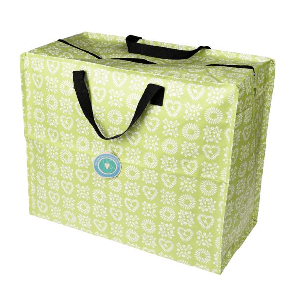 storage bag - retro mönster
