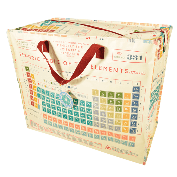 stor bärkasse - periodiska systemet