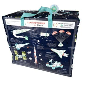Rolig förvaringslösning för barnens leksaker