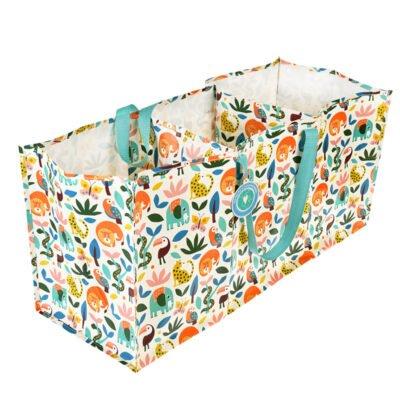 Designad sorteringsväska för avfall