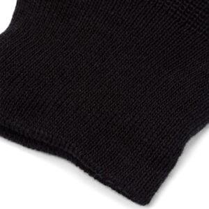 ärmmuddar elastisk svart